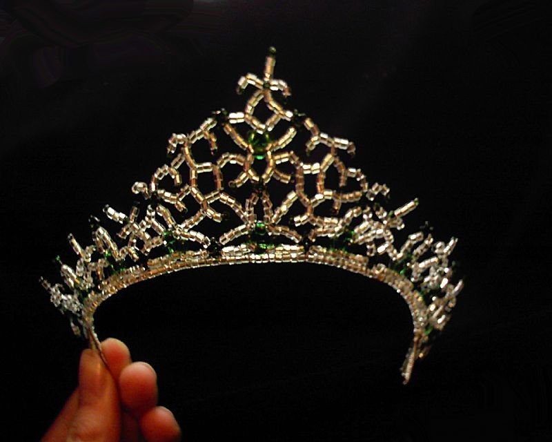 Корона или диадема своими руками 575