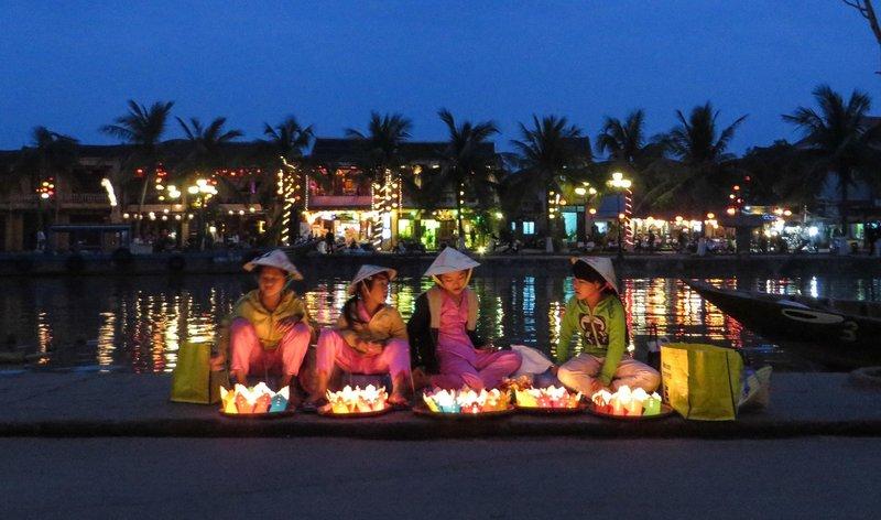 Новый год во вьетнаме когда отмечают в 2017