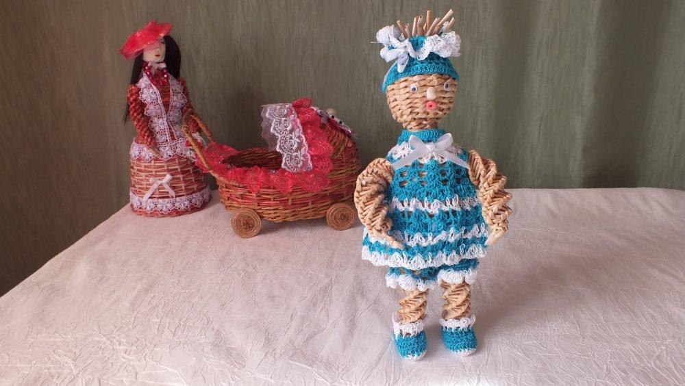 Поделки куклы