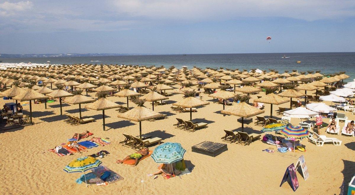 Золотые пески пляжи фото