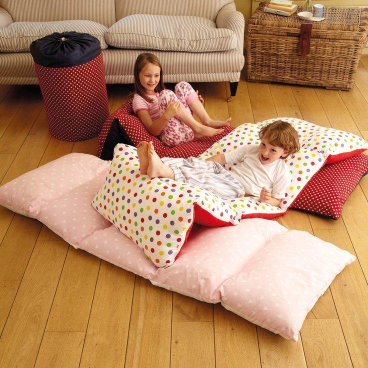 Как сделать подушки своими руками большие