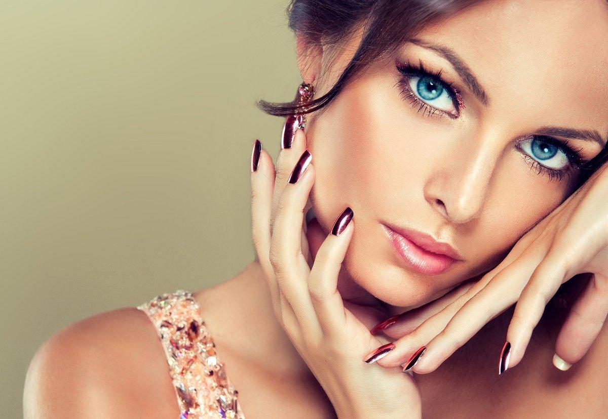 Натуральный макияж самой себе
