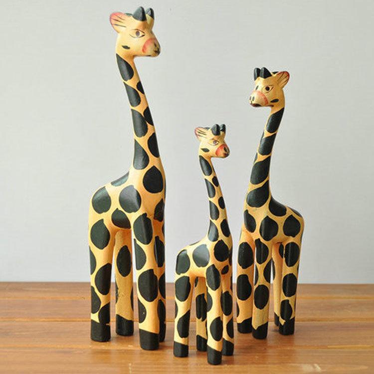 Деревянный жираф своими руками 31