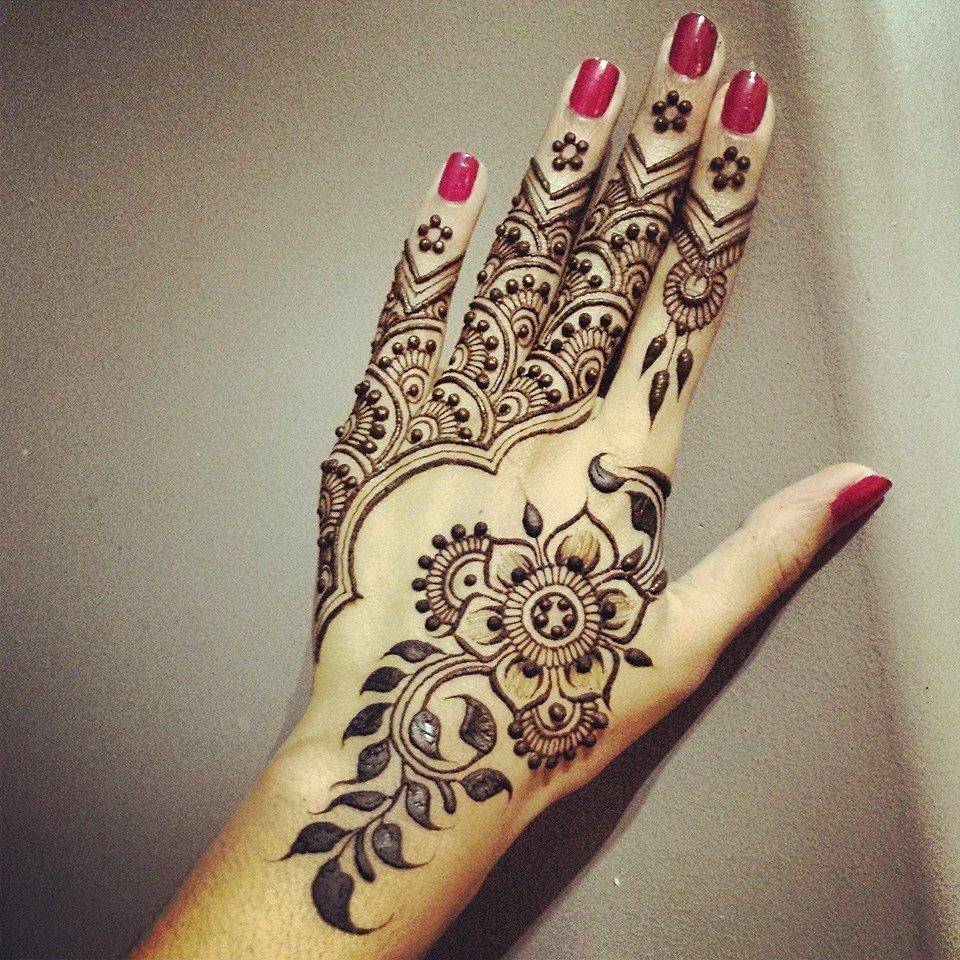 Татуировки на пальцах 33