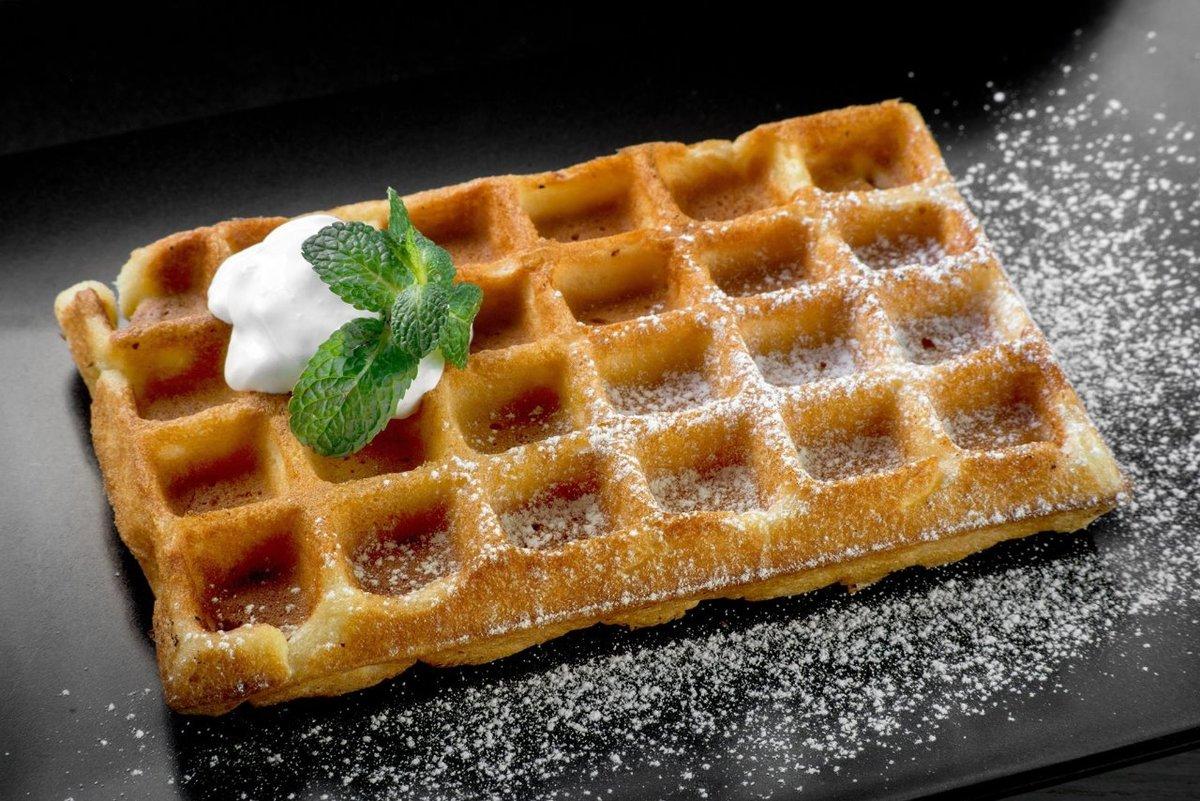 Как сделать вафли в вафельнице рецепт обычные