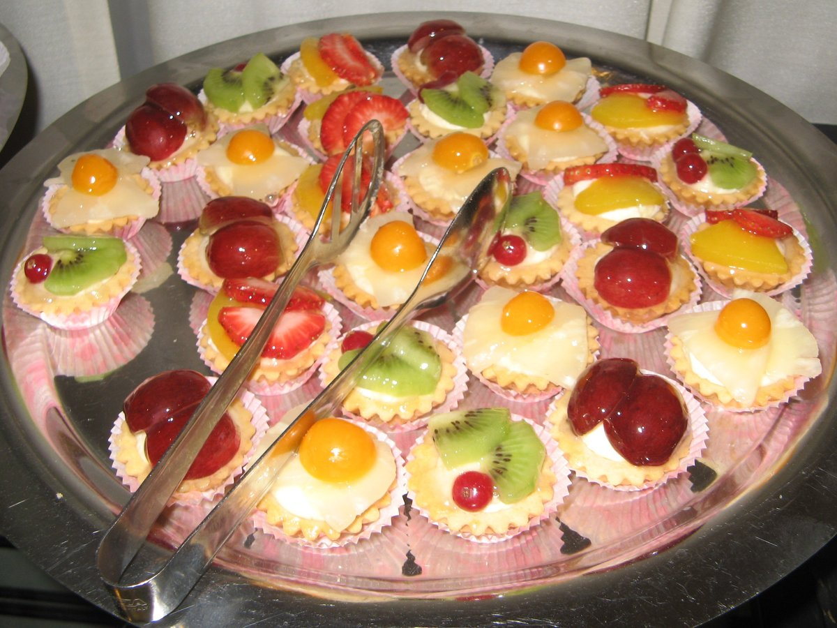 Рецепты блюд десерты
