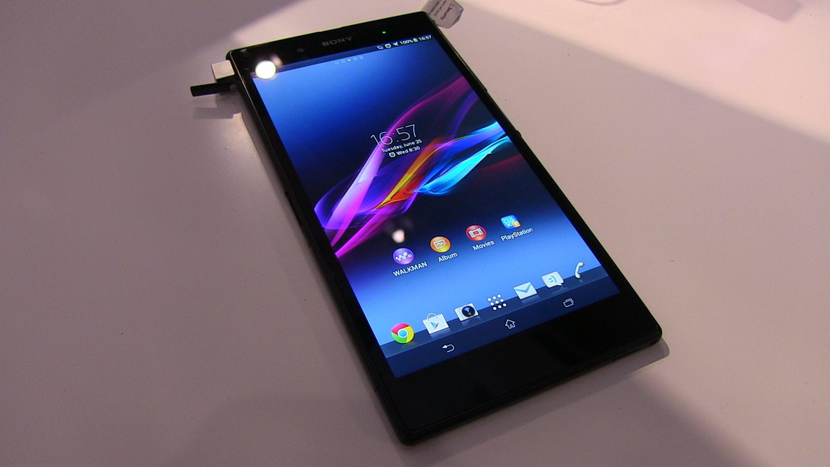 Xperia Companion Sony's new PC software to manage your Xperia z ultra photos