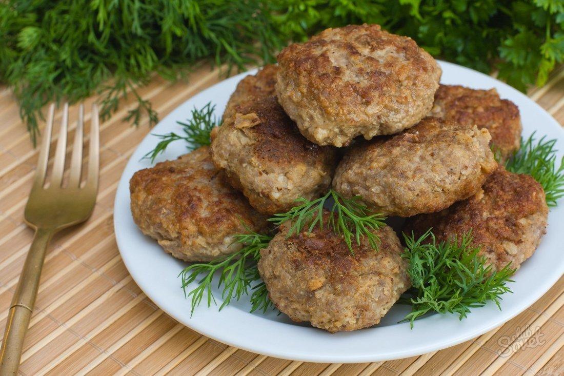 Вкусные куриные котлеты из фарша рецепт на сковороде
