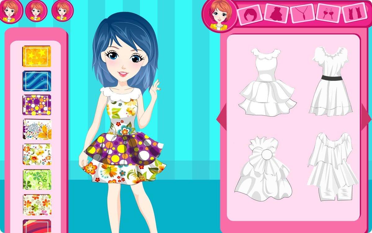 Dress up games for girls fashion designer 55