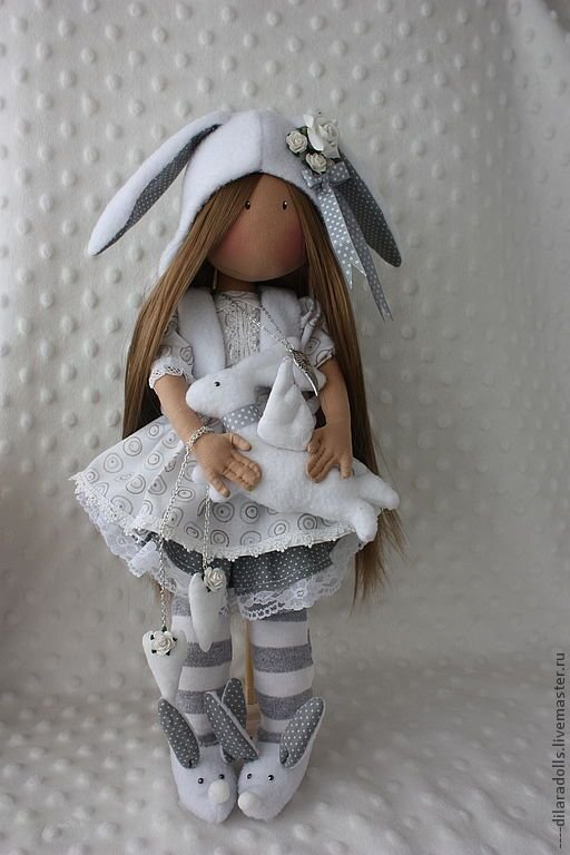 Кукла большеножка мастер класс пошагово