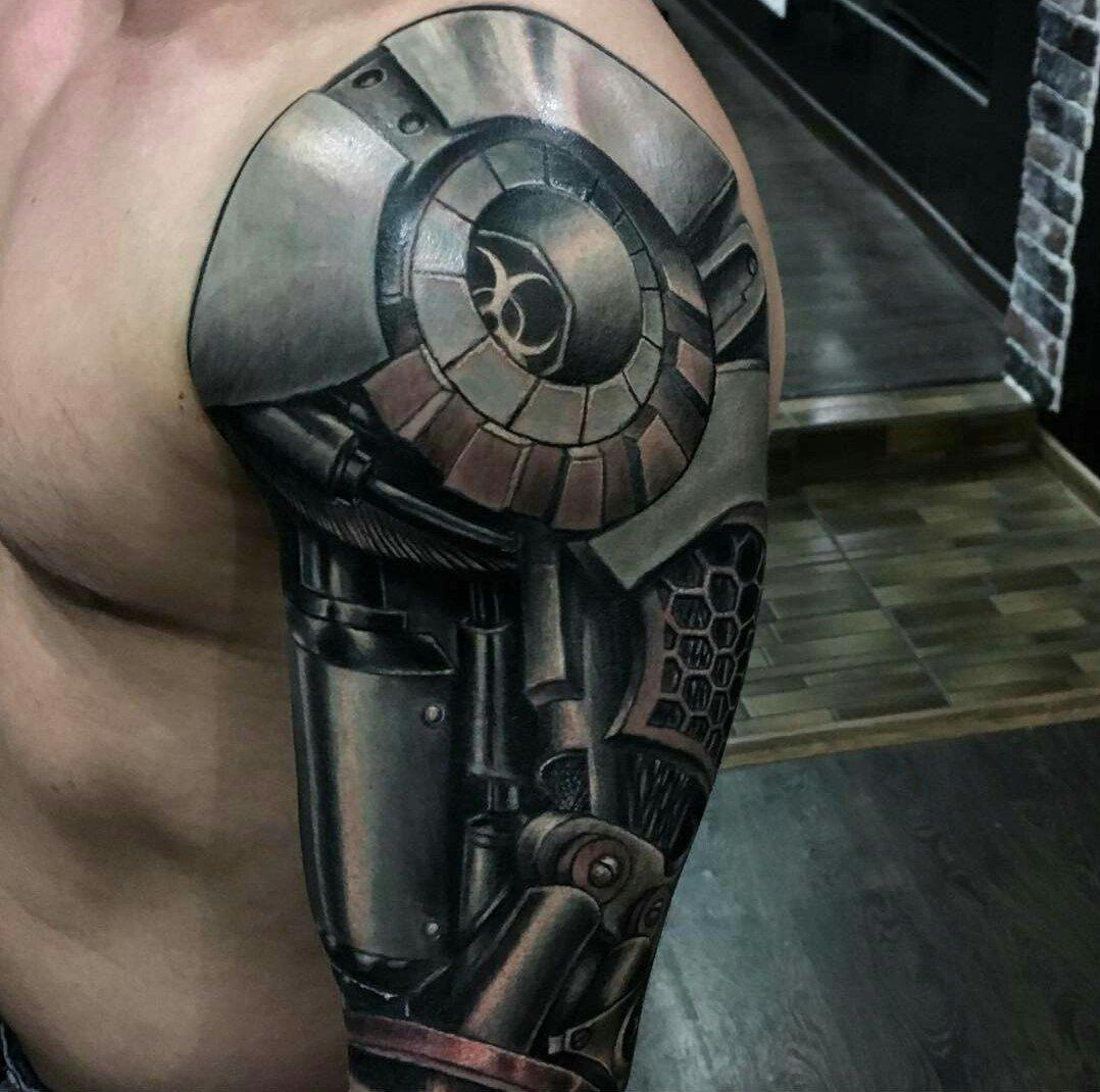 Наличие татуировки может стать причиной отказа в приеме на 23