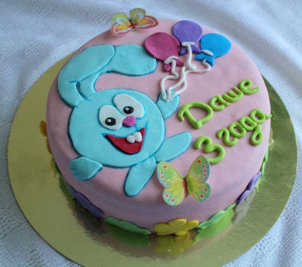 Детские торты на день рождения своими руками с фото-рецептами 77