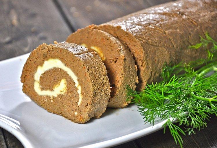 Рецепты печеночного паштета из свиной печени в домашних условиях 682