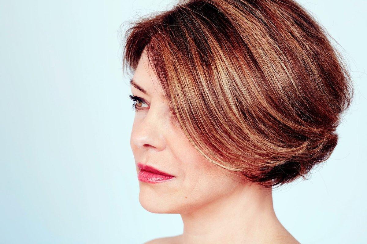 Стильное окрашивание для коротких волос