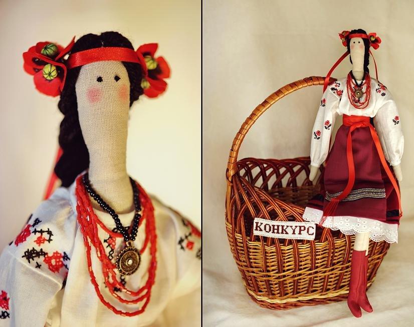 Сшить кукол в национальных костюмах 346
