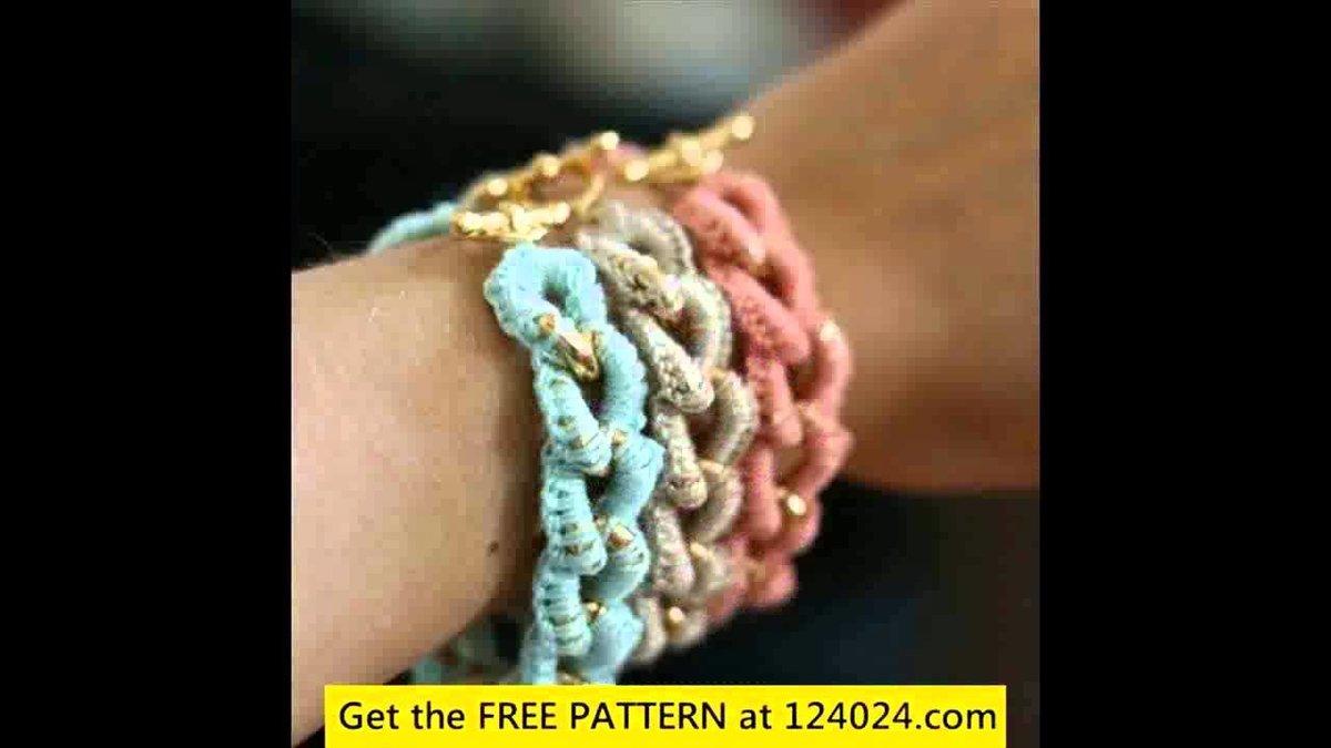 Крючка для вязания браслетов 380