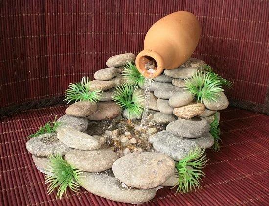 Поделки из природного материала: используем дерево, камни и