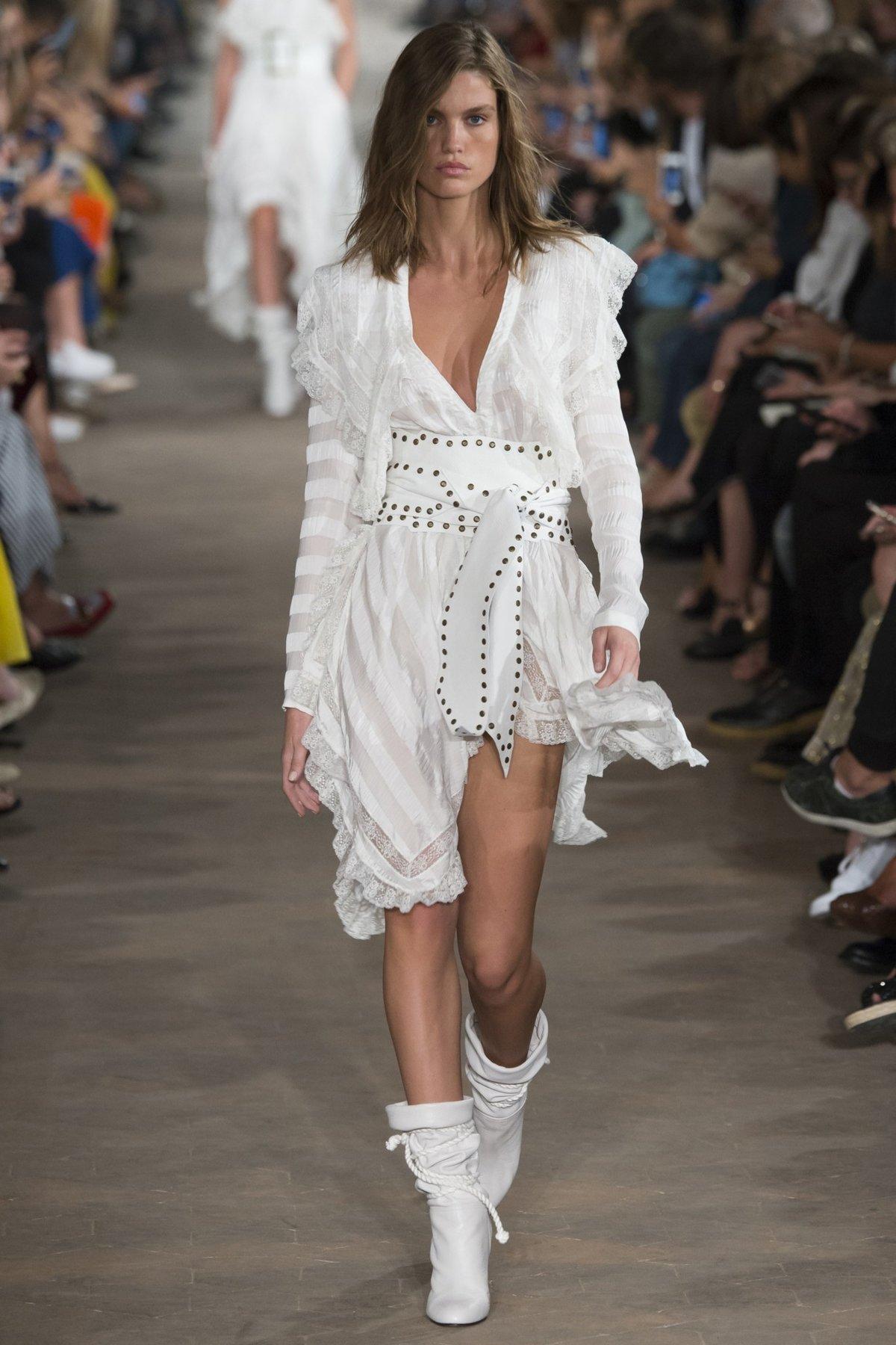 Мода лето 2017 женская