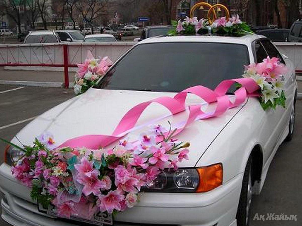 Делаем украшение свадебной машины своими руками : мастер-класс пошагово