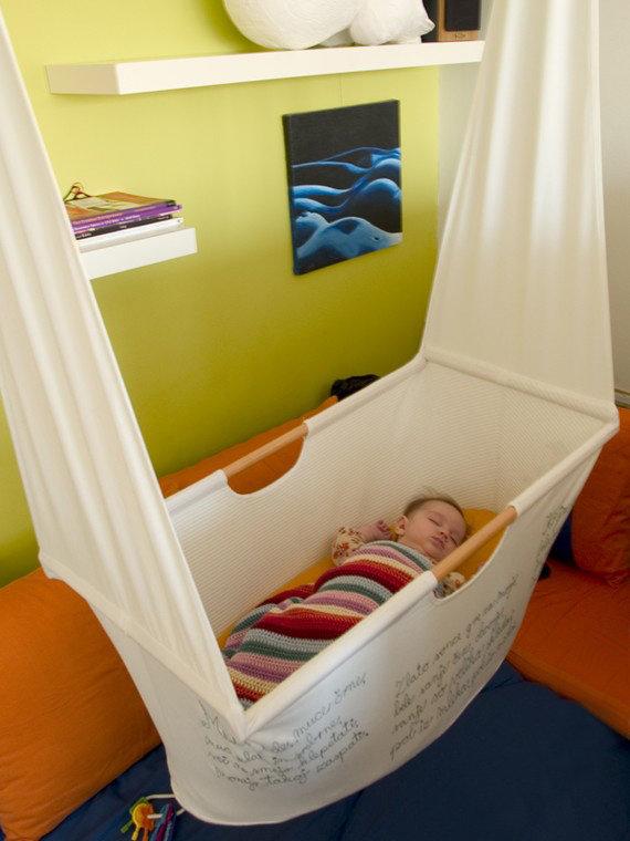 Как сделать кровать для малыша