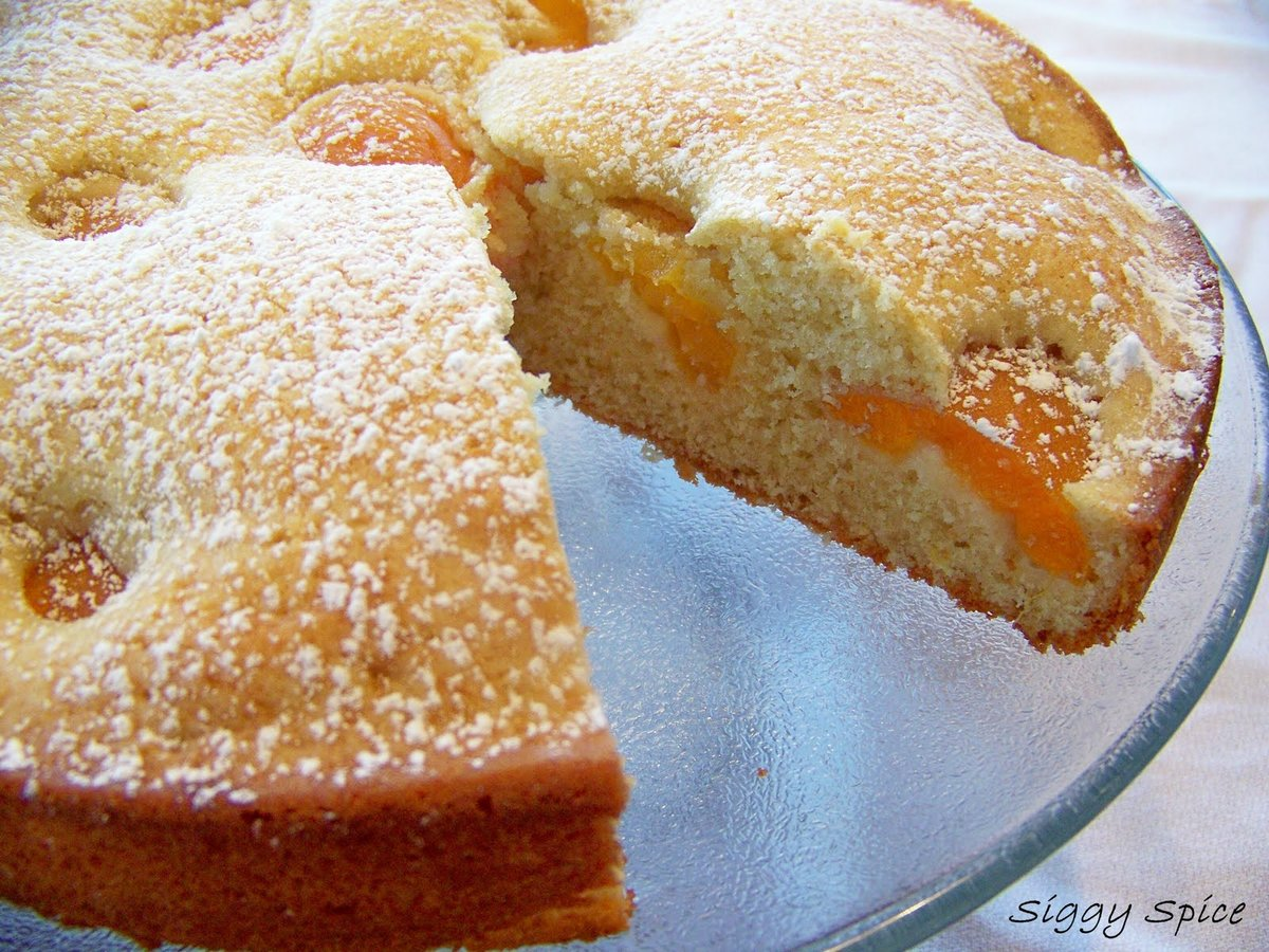 Рецепт пирога с абрикосовым вареньем пошагово