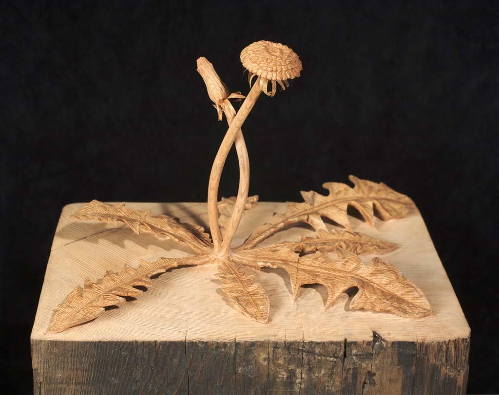 Деревянная поделка своими руками
