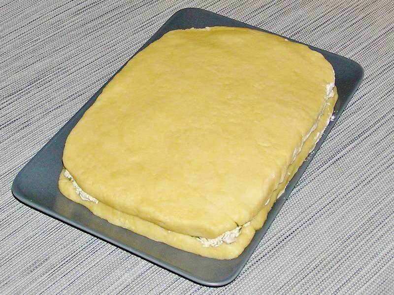 Песочное тесто для пирога с курицей рецепт