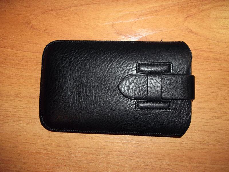 Кожаный футляр для телефона своими руками 830