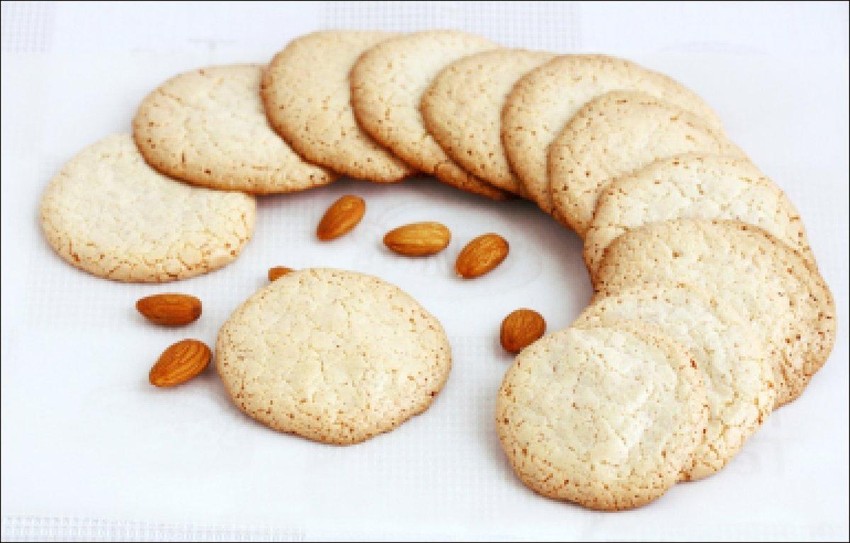 Рецепт миндального печенья в домашних условиях