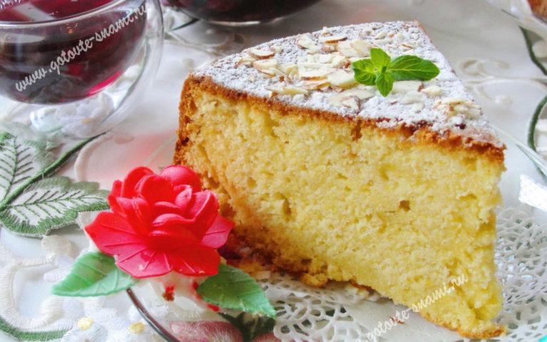 Чизкейк из творога и малины рецепт