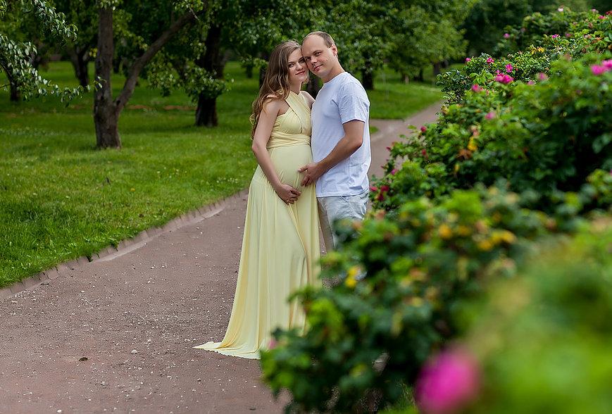 Бандаж когда носить беременным 44
