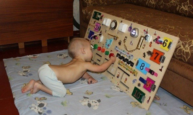 Развивающие доски своими руками для детей фото