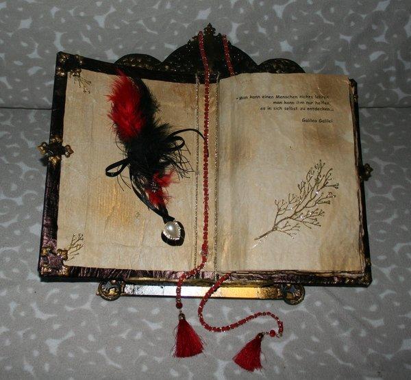 Как сделать своими руками старинную книгу