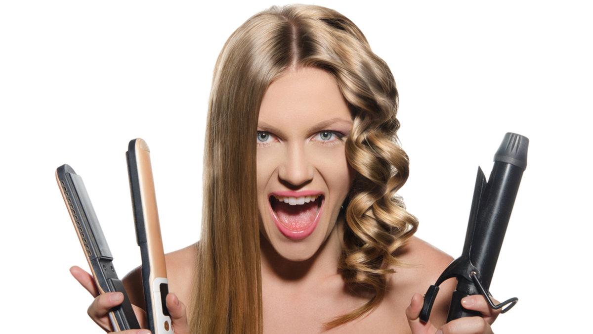 Как сделать кудрявые волосы в домашних условиях 98