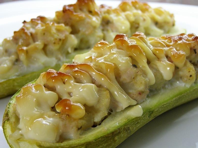 Рецепты кабачков и баклажан в пароварке