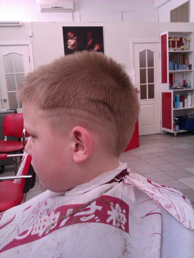 Стрижки для мальчиков жесткий волос