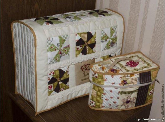 Как сшить сумку для швейной машинки своими руками 337