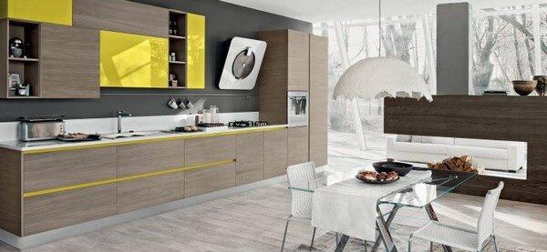 Дизайн маленькой кухни 2018 современный дизайн 2018