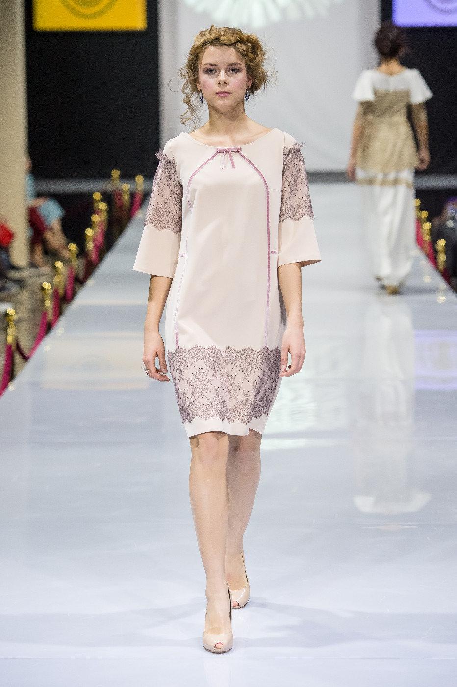 Стильные платья от российских дизайнеров