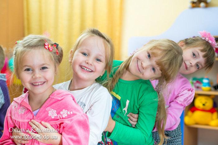 Идея фото детей в детском саду