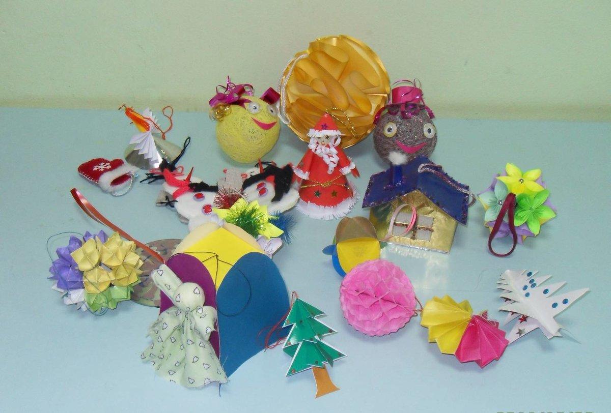 Оригинальная игрушка для детского сада своими руками