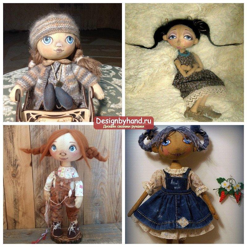 Сшитая куколка своими руками 711