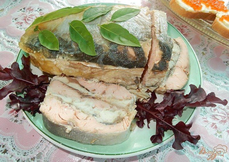 Скумбрия запеченная кусочками в фольге в духовке рецепт с пошагово