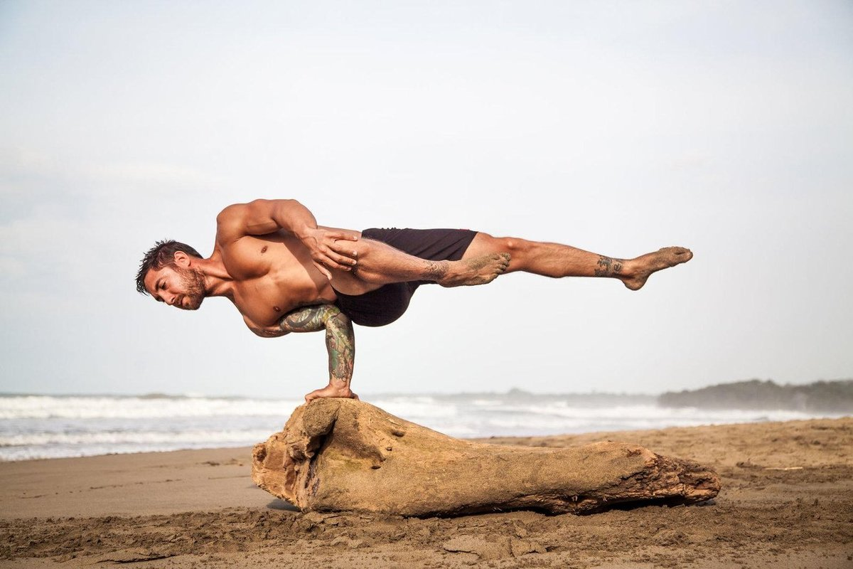 Йога для мужчин повышаем потенцию бережем сердце