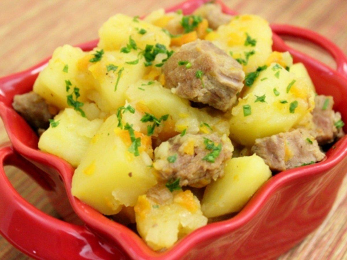 Вкусная картошка в мультиварке рецепты
