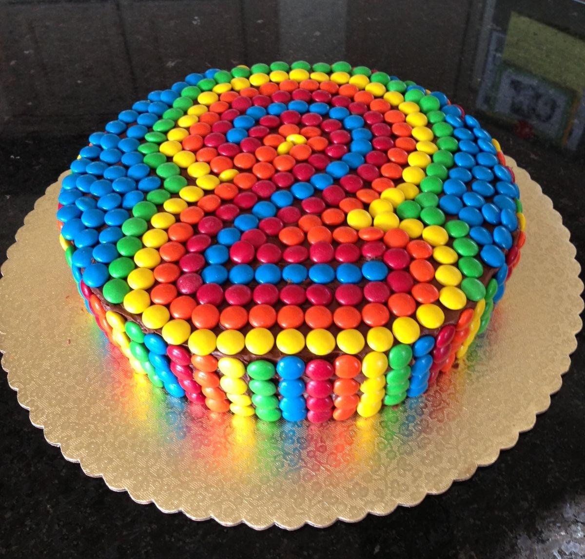 Чем можно украсить торт для ребенка в домашних условиях