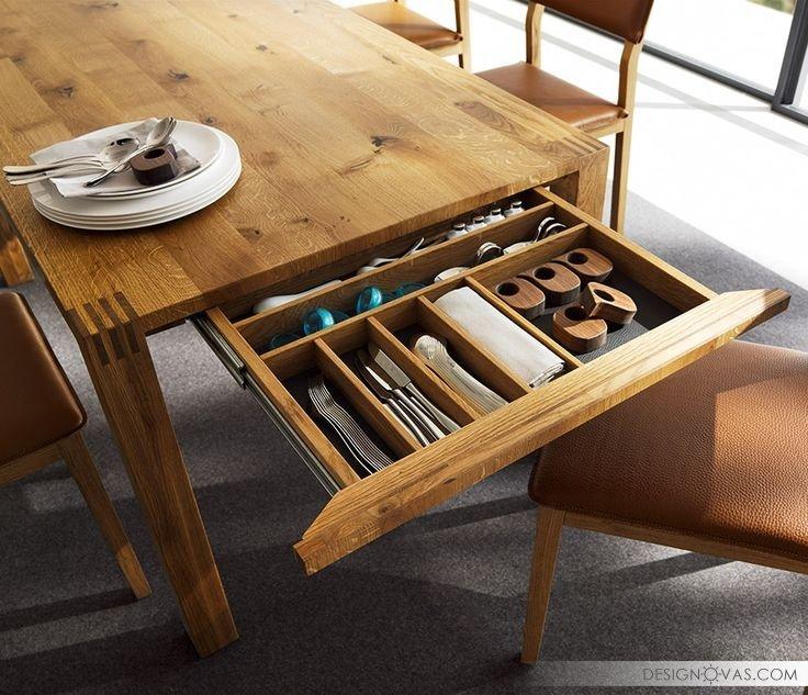 Деревянный стол в стиле лофт своими руками 71