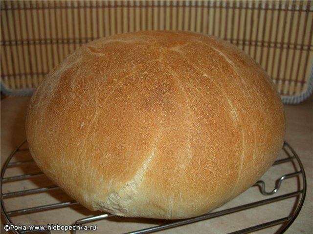Хлеб в домашних условиях на сухих дрожжах