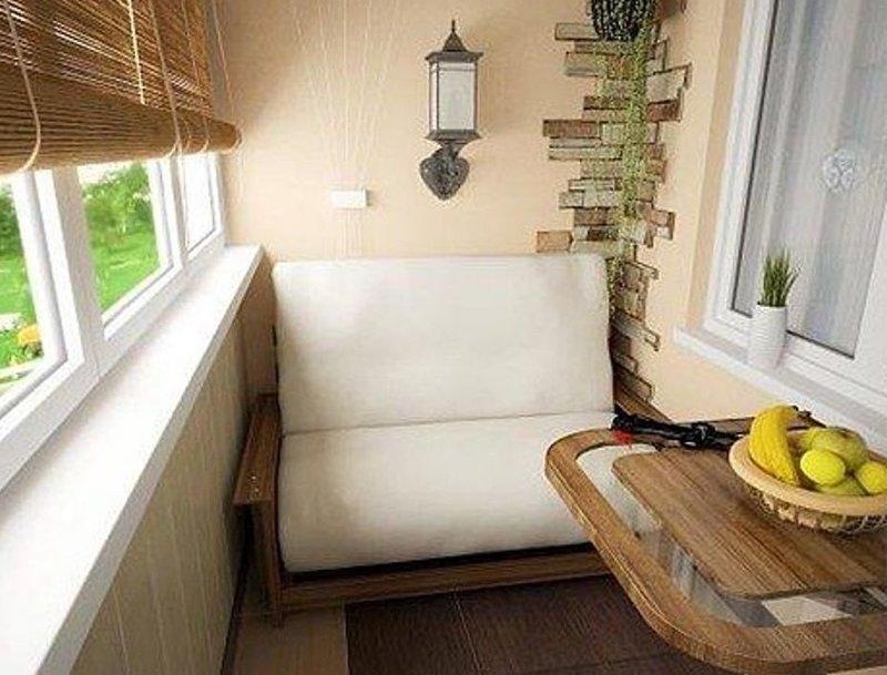 Идеи для интерьера балкона фото.