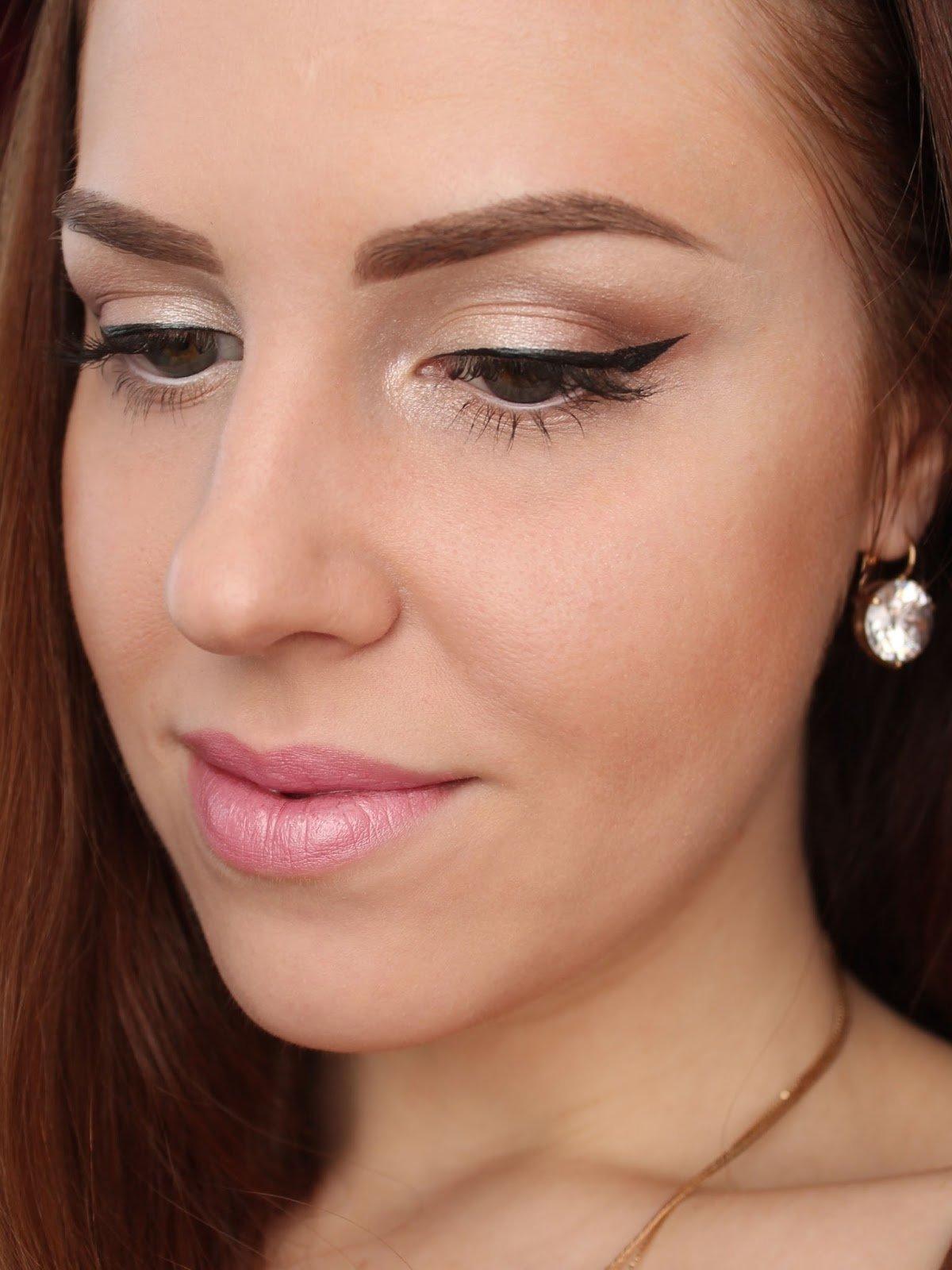 Фото с дневным макияжем